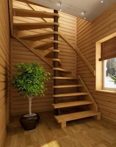 Купить в Гродно столб для лестницы, колонна лестницы